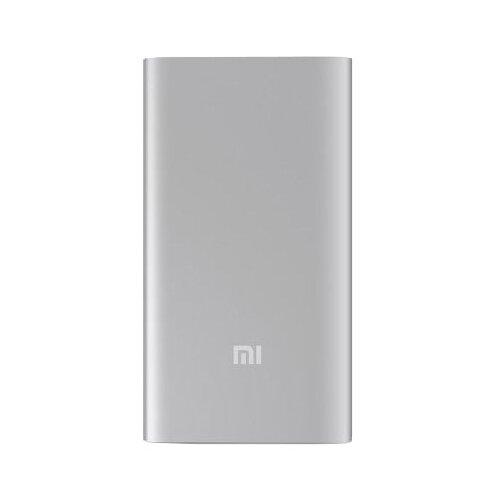 Аккумулятор Xiaomi Mi Power Bank 2S (2i) 10000 серебристый внешний аккумулятор power bank 10000 мач xiaomi mi power bank 2i черный vxn4229cn
