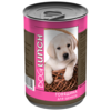 Корм для собак Dog Lunch Говядина в желе для щенков (0.41 кг) 1 шт.