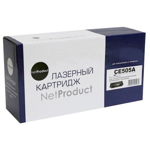 Фото - Картридж Net Product N-CE505A, совместимый картридж net product n 106r01374 совместимый