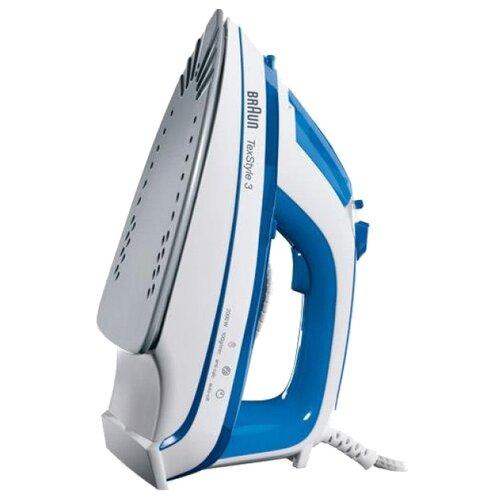 Утюг Braun TexStyle TS355A синий/белый утюг braun texstyle 5 ts505 розовый белый