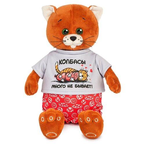 Купить Мягкая игрушка Maxitoys Колбаскин в красных труселях 25 см, Мягкие игрушки