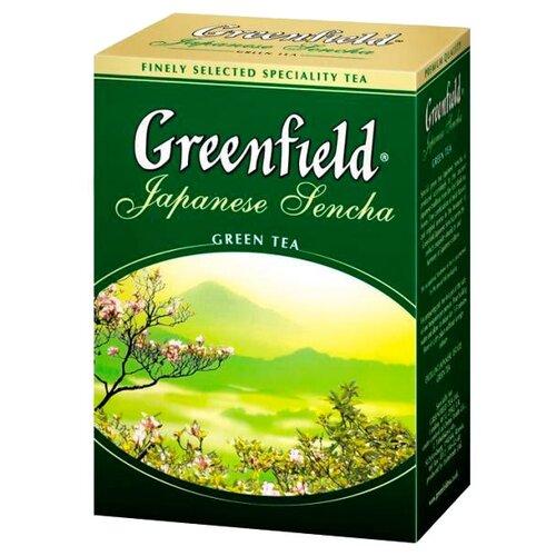 Чай зеленый Greenfield Japanese Sencha, 100 г