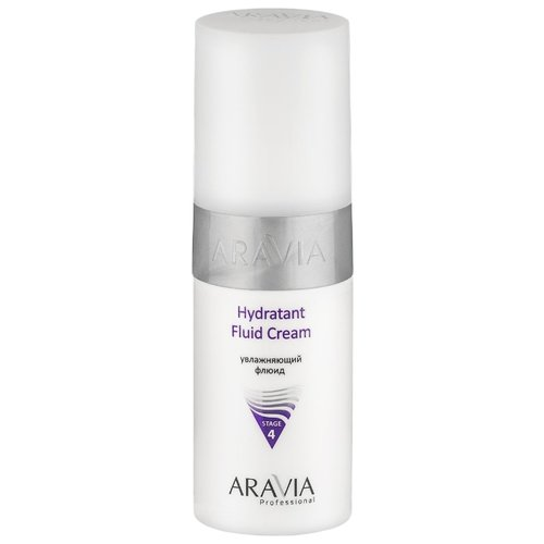 ARAVIA Professional Professional Hydratant Fluid Cream Флюид увлажняющий для лица, 150 мл aravia солнцезащитный увлажняющий флюид sun shade spf 30 100 мл