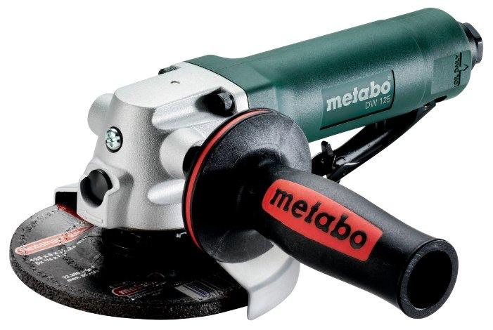 Угловая пневмошлифмашина Metabo DW 125