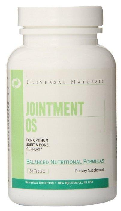 Препарат для укрепления связок и суставов Universal Nutrition Jointment OS 60 шт.