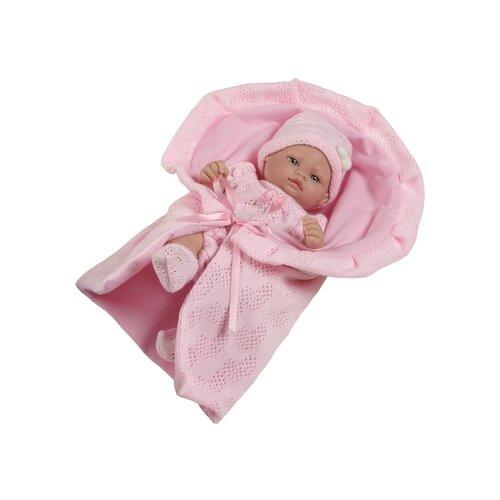 Пупс Munecas Berbesa новорожденный 27 см, 2502RКуклы и пупсы<br>
