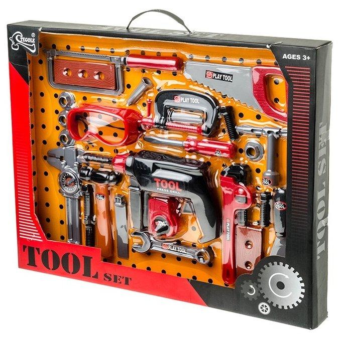Trampulina Детский набор инструмента, 23 предмета BT357133