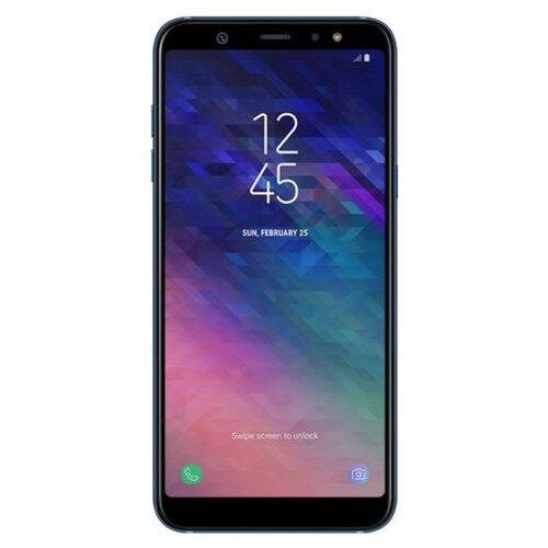 Смартфон Samsung Galaxy A6+ 32GB синий (SM-A605FZBNSER)