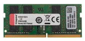 Оперативная память 16 ГБ 1 шт. Kingston KVR24S17D8/16 — купить и выбрать из более, чем 20 предложений по выгодной цене на Яндекс.Маркете