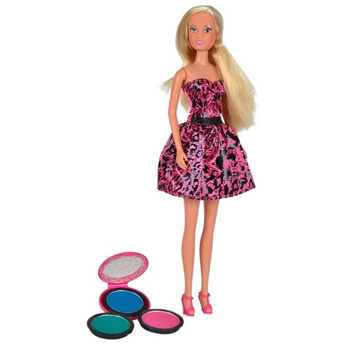 Кукла Steffi Love Штеффи с набором для окрашивания волос, 29 см, 5730342