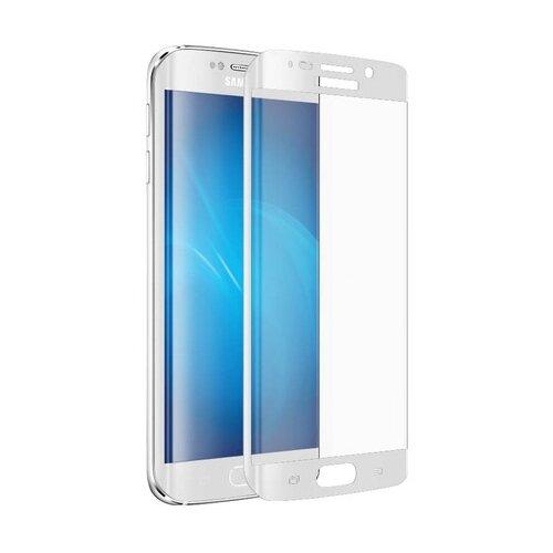 цена на Защитное стекло CaseGuru 3D для Samsung Galaxy S7 Edge white