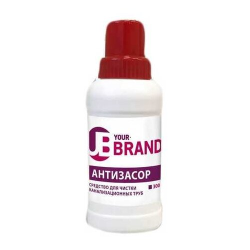Your brand Антизасор 0.3 кгДля кафеля, сантехники и труб<br>