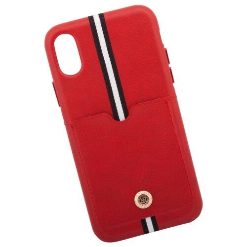 Купить Чехол Remax Bert Series Case RM-1649 для Apple iPhone X красный