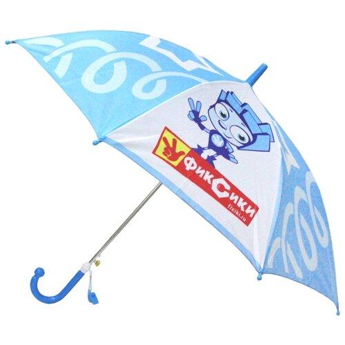 Зонт Играем вместе голубой