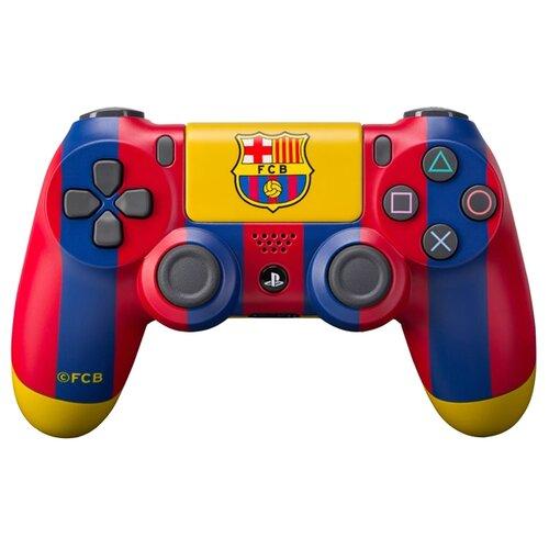 Геймпад RAINBO DualShock 4 FC Barcelona, барселона target ранец fc barcelona барселона 17325 синий красный