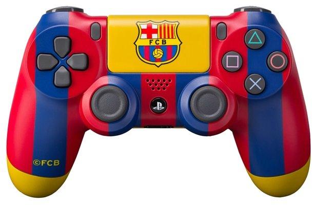Геймпад Sony DualShock 4 FC Barcelona