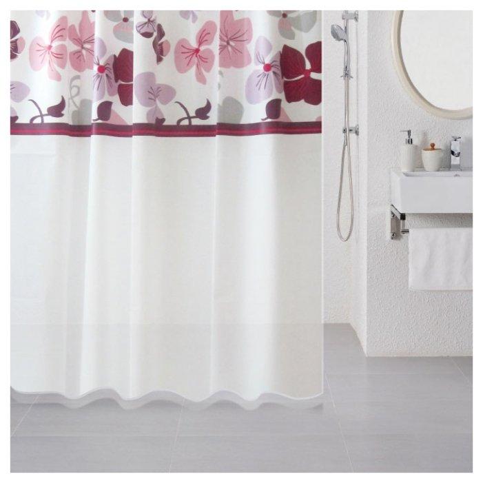 Штора для ванной комнаты Milardo 501v180m11
