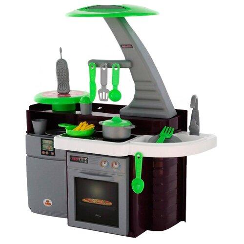 Кухня Coloma Y Pastor Laura 49711/56313 серебристый/черный/зеленый кухня полесье coloma y pastor marta в коробке