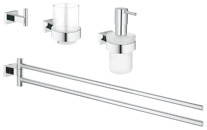 Набор Grohe Essentials Cube 40847001