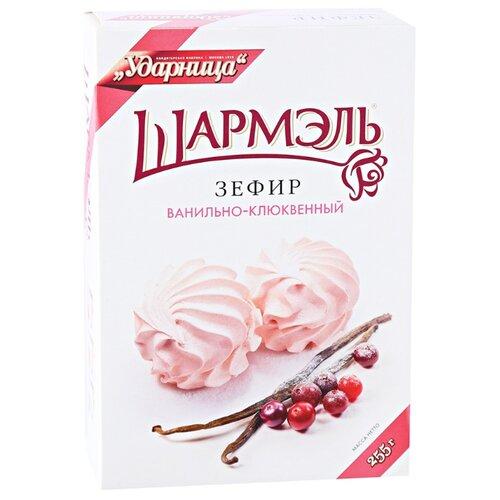 Зефир Шармэль ванильно-клюквенный 255 г