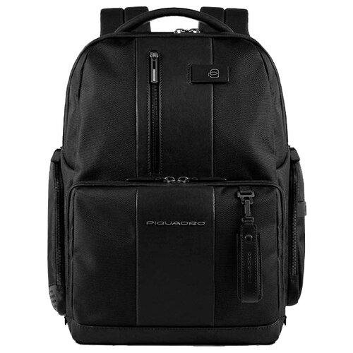 Рюкзак PIQUADRO CA4439BRBM черный рюкзак piquadro ca3214b3 зеленый