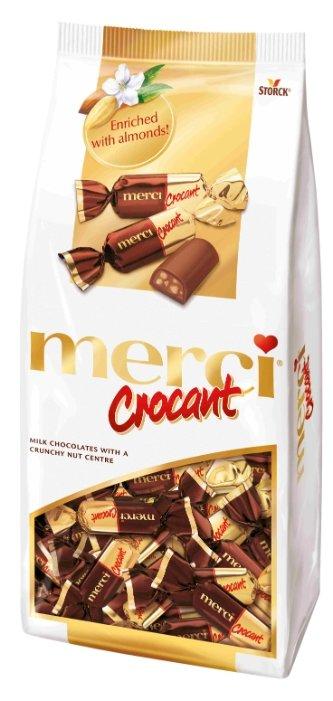 Конфеты Merci Crocant