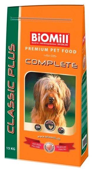 Корм для собак Biomill Classic Complete