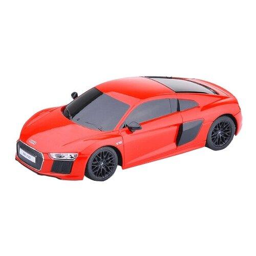 Купить Легковой автомобиль Rastar Audi R8 LMS 2015 (72300/105543) 1:24 18.5 см красный, Радиоуправляемые игрушки