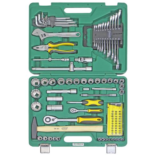 Набор автомобильных инструментов Арсенал (98 предм.) C1412L98 набор инструментов арсенал 3 4 8144660 23 предмета
