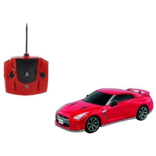 Легковой автомобиль KidzTech Nissan 370Z (6618-855A/85051) 1:16 красный автомобиль на радиоуправлении kidztech mini racer