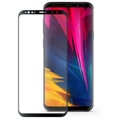 Защитное стекло Mobius 3D Full Cover Premium Tempered Glass для Samsung Galaxy S9 Plus черный защитное стекло mobius 3d full cover premium tempered glass для samsung galaxy s7 черный