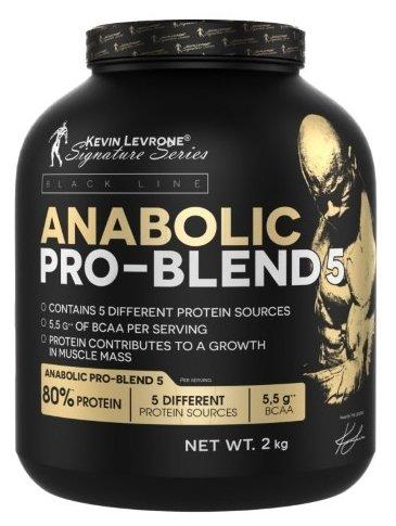 Протеин Kevin Levrone Anabolic Pro-Blend 5 (2 кг)
