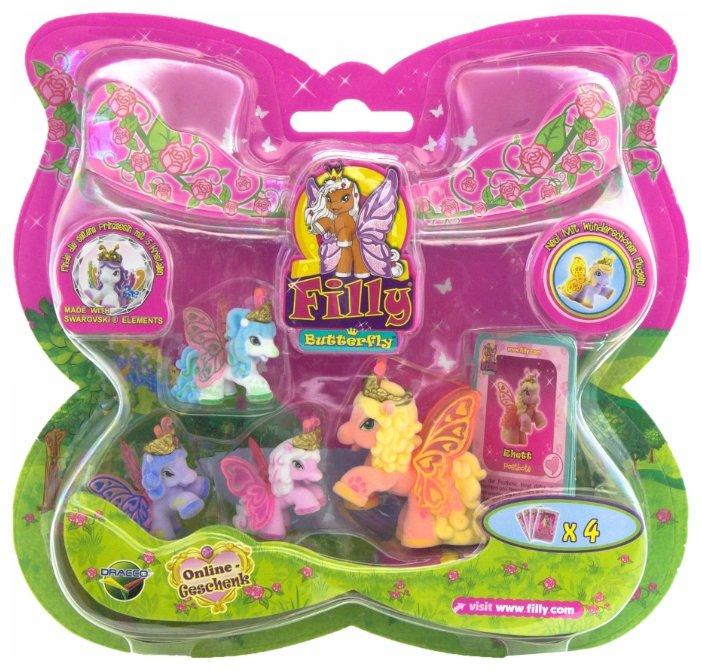 Игровой набор Filly Butterfly Волшебная семья Ретт M770028-3240