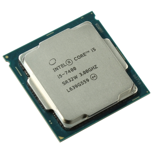 Процессор Intel Core i5-7400 Kaby Lake (3000MHz, LGA1151, L3 6144Kb)