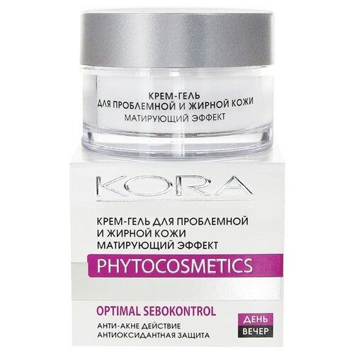 Kora Крем-гель для проблемной и жирной кожи, 50 мл крем kora крем для сухой кожи
