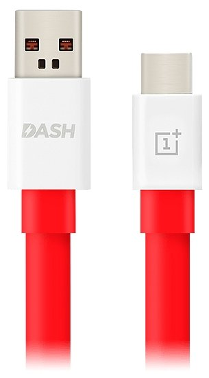 Кабель OnePlus Dash Charge USB - USB Type-C 1 м