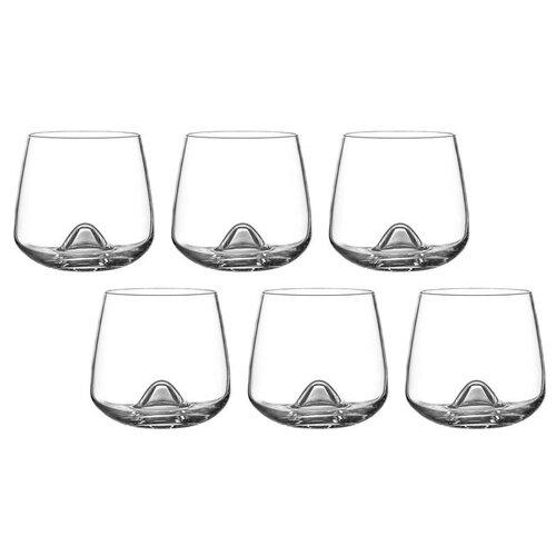 Bohemia Crystal Набор бокалов для бренди Айлэндс 310 мл 6 шт