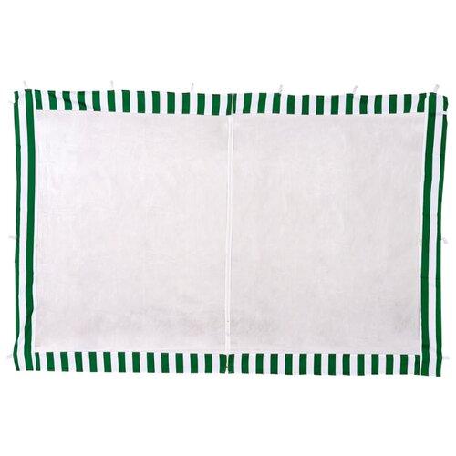 Стенка Green Glade 4130 зеленый / белый