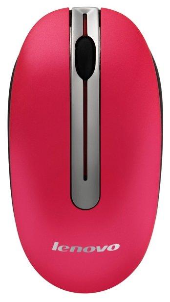 Мышь Lenovo N3903 GX30N72250 Rose Red USB