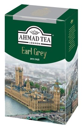 Чай черный Ahmad tea Earl grey, 100 г