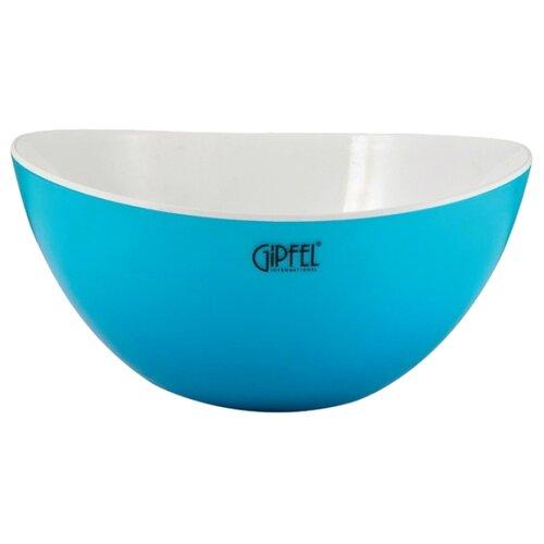 GIPFEL Салатница с двойными стенками Lumino 25.5 см синий