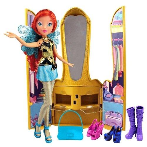 Купить Набор Winx Club Волшебный трон Блум, IW01331500_Bloom, Куклы и пупсы