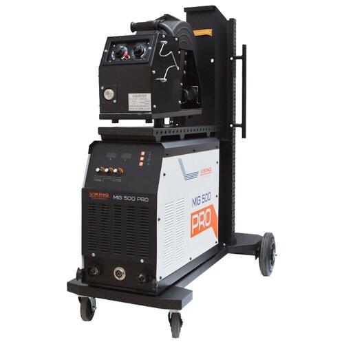 Сварочный аппарат инверторного типа VIKING MIG-500 PRO MIG/MAG, MMA