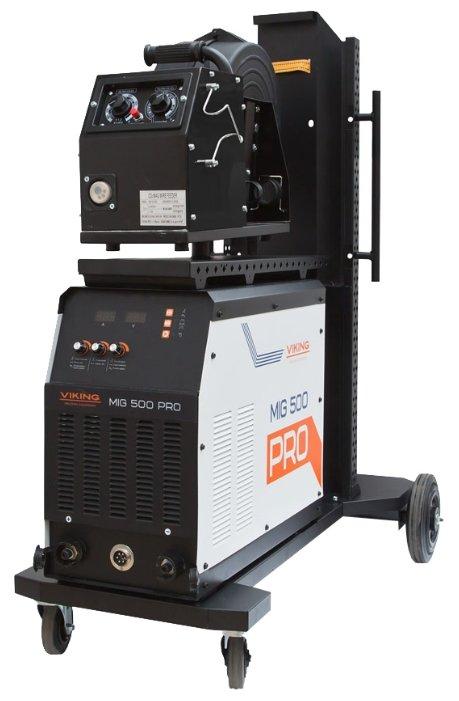 Сварочный аппарат VIKING MIG-500 PRO