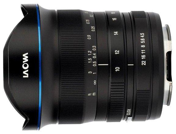Объектив Laowa 10-18mm f/4.5-5.6 FE Zoom Sony E