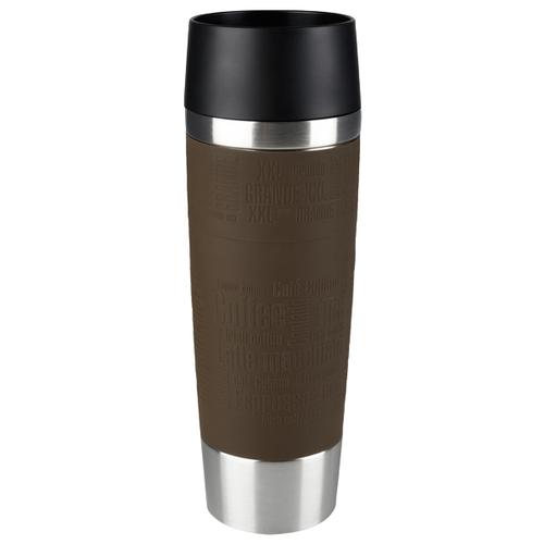 цена на Термокружка EMSA Travel Mug Grande (0,5 л) коричневый