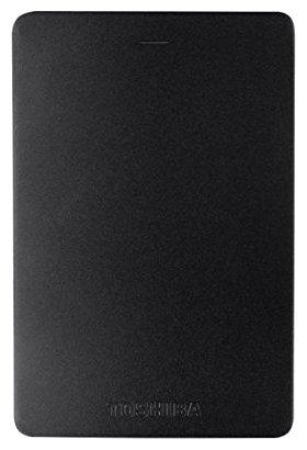 Жесткий диск Toshiba CANVIO ALU 2TB (HDTH320E*3AB)
