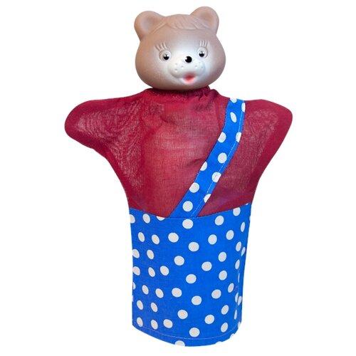 Купить Русский стиль Кукла-перчатка Мишутка, 11054, Кукольный театр