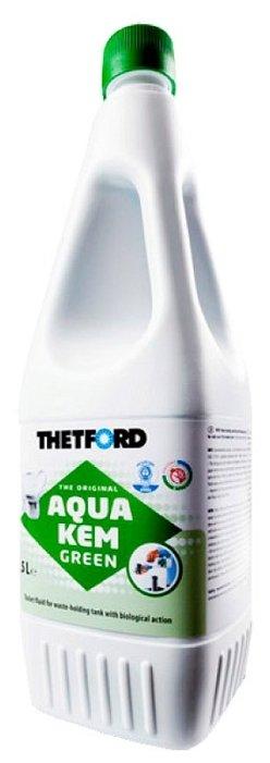 Thetford Жидкость Aqua Kem Blue Green 1.5 л