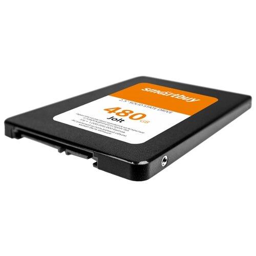 Твердотельный накопитель SmartBuy 480 GB (Jolt 480 GB (SB480GB-JLT-25SAT3))